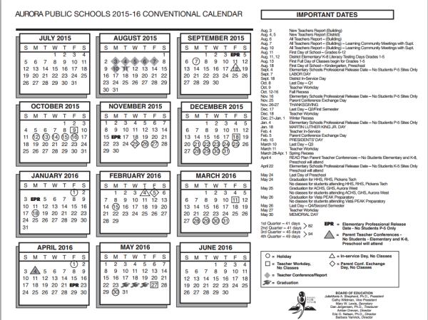 2015-2016+School+Calendar
