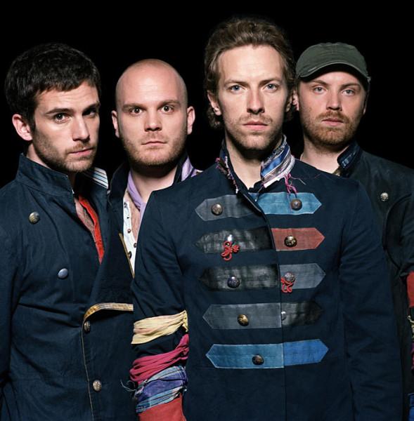 Coldplay No More