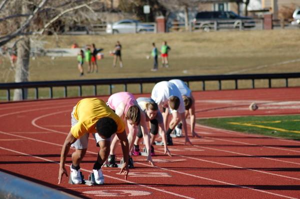Rangeview Tracksters sprint towards regionals