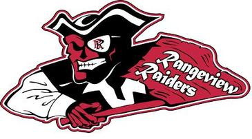 Rangeview's Current Pirate Logo