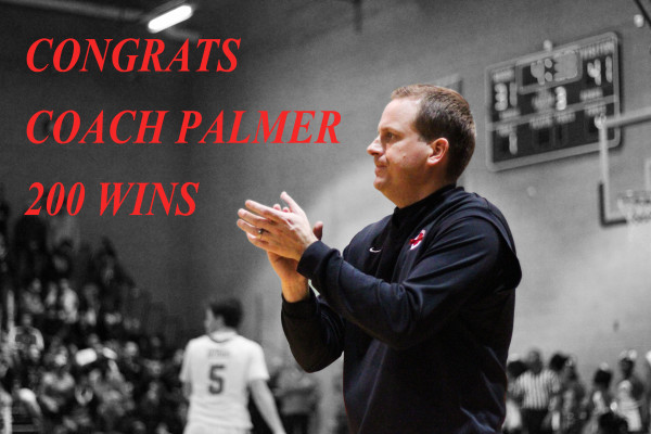 Coach+Shawn+Palmer+reached+a+career+milestone+last+night+as+Rangeview+beat+Regis+Jesuit+High+School%2C+giving+Coach+Palmer+his+200th+win.+Palmer+has+led+the+Raiders+to+the%2C+%22Sweet+16%22+2+times%2C+Great+Eight+3+times%2C+and+the+Final+Four+once.++He+has+also+recieved+not+one%2C+but+two+Coach+of++The+Year+awards.+Congratulations+to+Coach+Palmer+for+reaching+200+wins.+Palmer+and+the+Raiders+look+to+continue+their+undefeated+season+this+Friday+against+George+Washington+High+School.