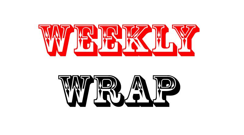 Video: Weekly Wrap