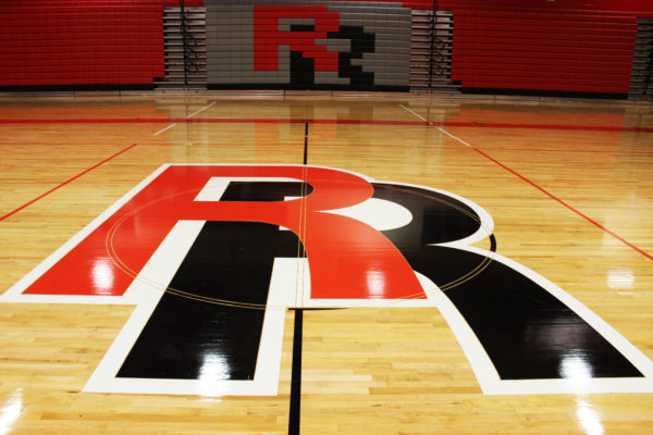 The eye catching appearance of the RHS gym