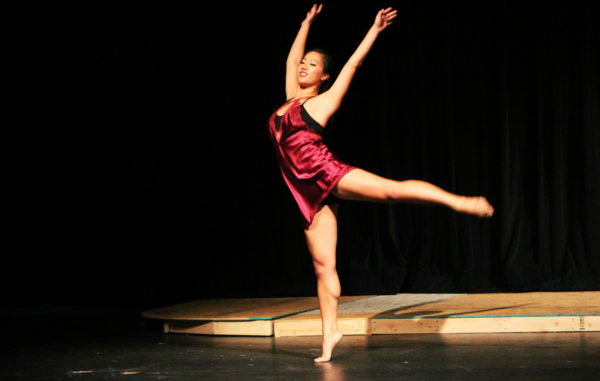 Students showcase their abilities at the annual talent show