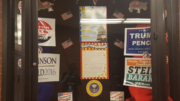 Video: Do Rangeview students care about the election?