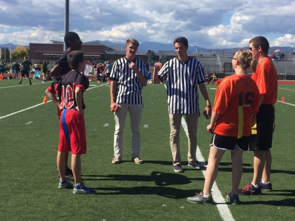 Unified sports team successfully kicks off the year