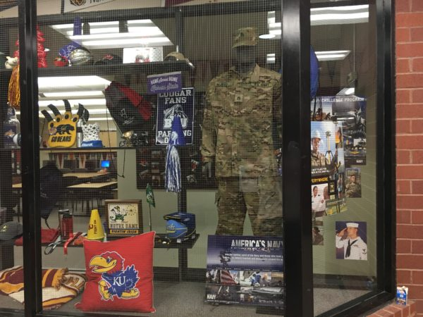 Military recruitment in RHS classes raises questions