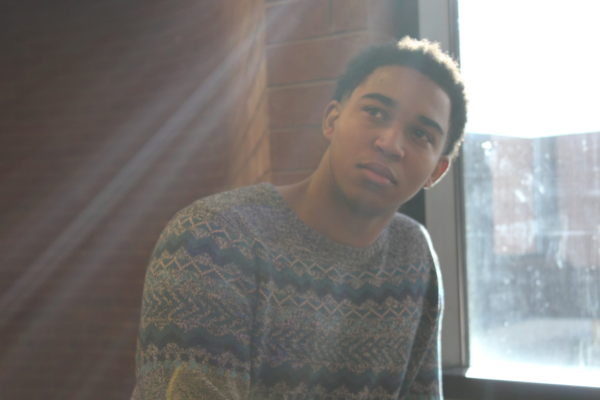 Rapper Xavier Forte highlights struggles of being a student musician