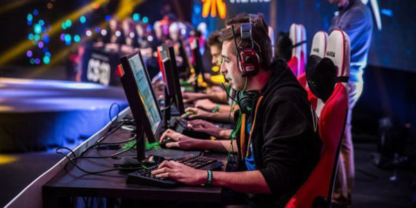 Opinion: eSports-- on your marks, get set, click.