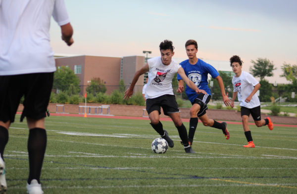 Rangeview+soccer+is+shooting+for+success