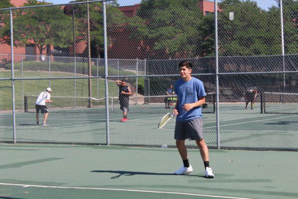 Boys tennis: Game, set, match