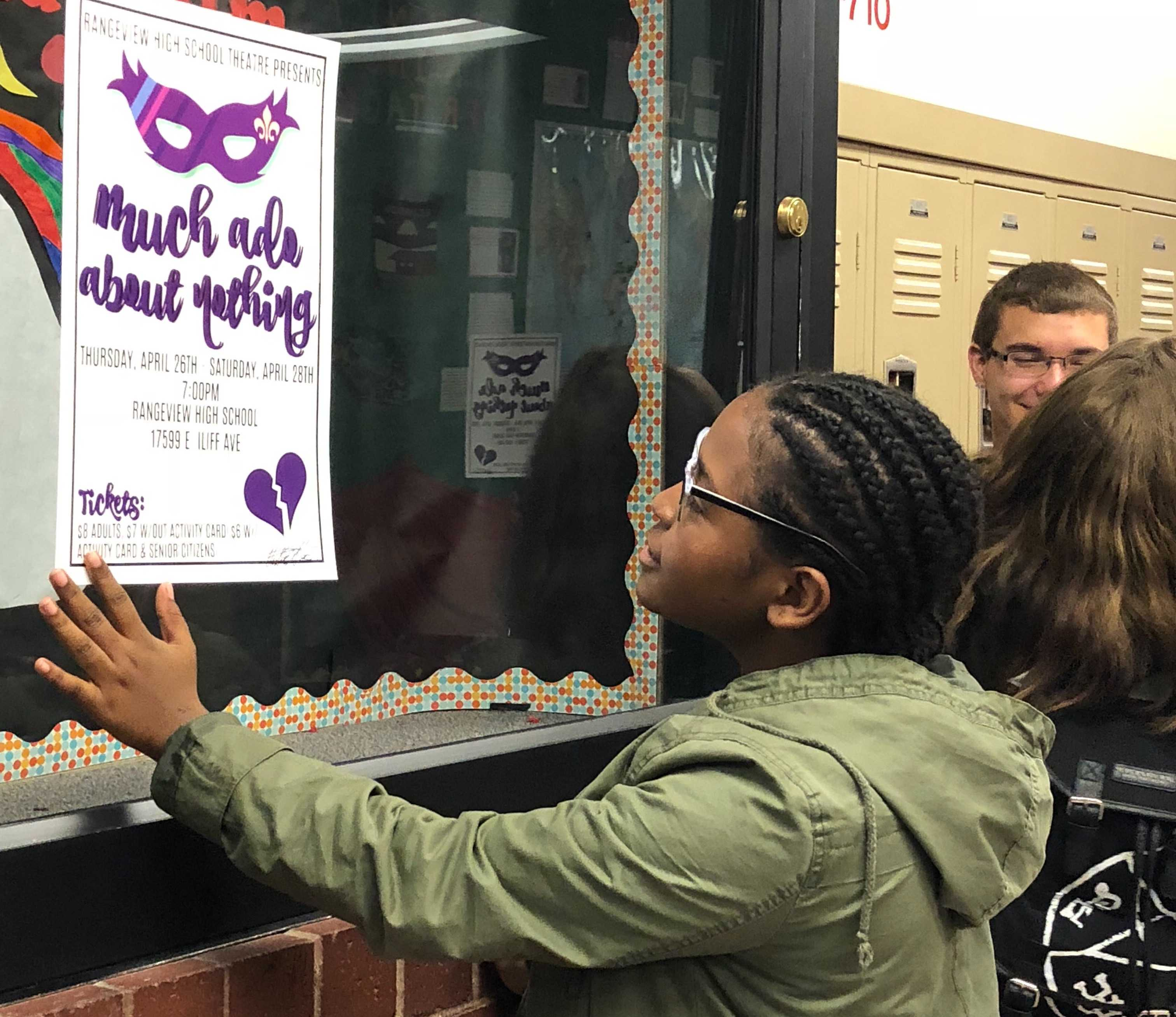 Shakespeare joins Rangeview theater