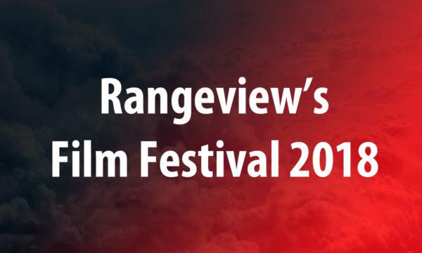 Video: Rangeview's Film Festival 2018