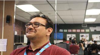 Teacher of the Year: Laguana