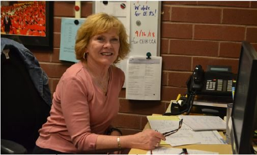 Retiring teacher: Celeste Lee