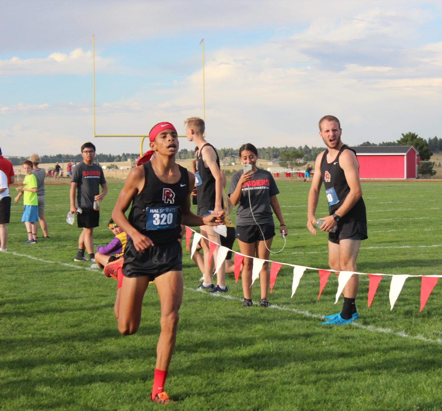 Cross country is running ahead of schedule