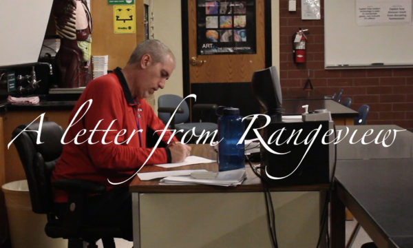 Video: A letter from Rangeview - Grandparents Day