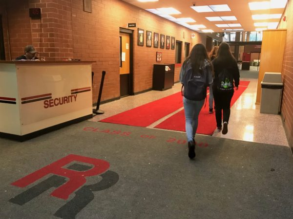RHS administration gets rid of principal's passes