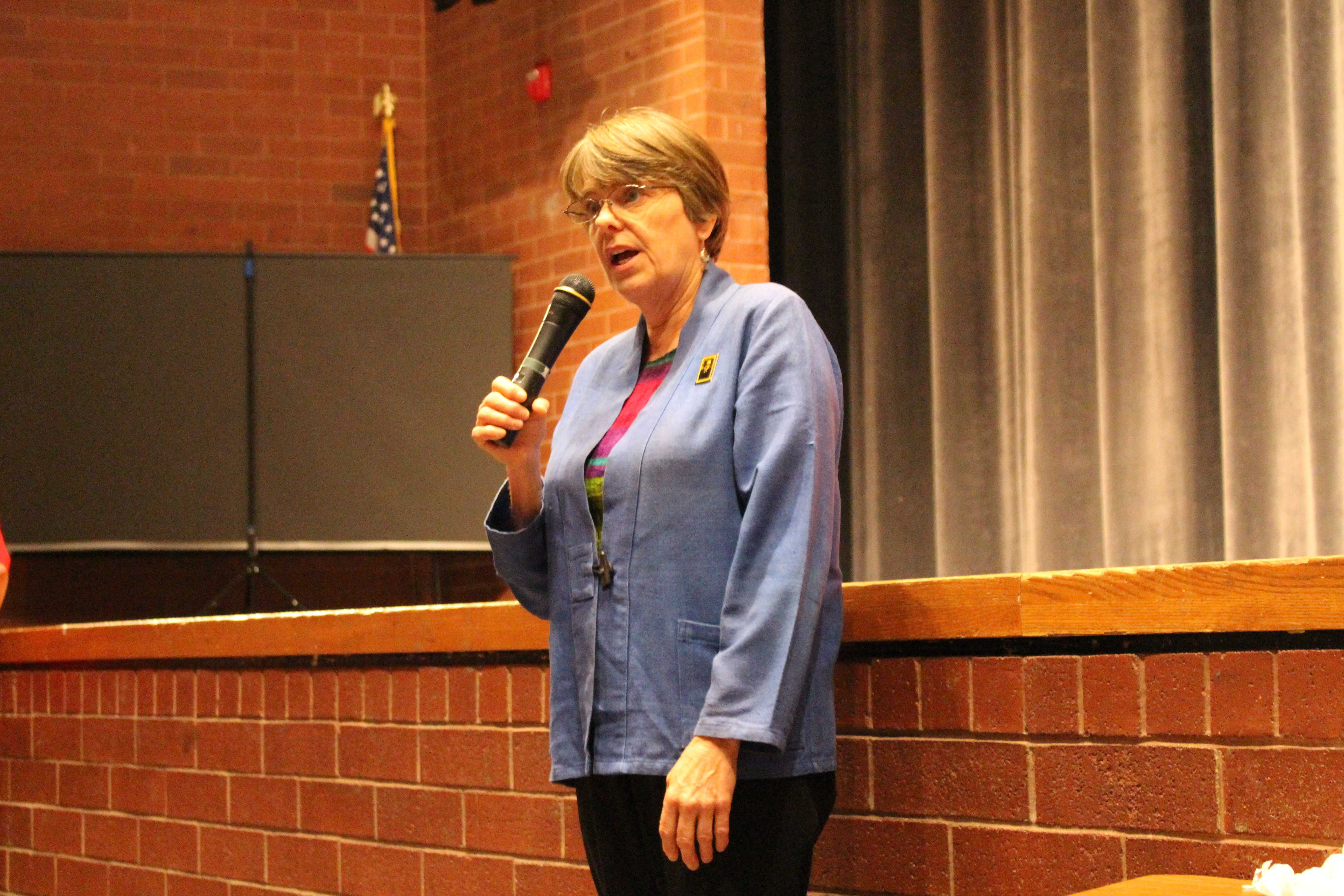 Q&A with Youth Rights Activist Mary Beth Tinker: RHS students deserve to have a voice