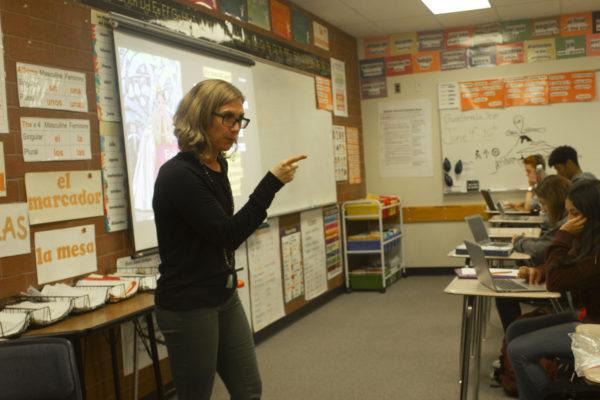 Video: Despain'ish' teacher