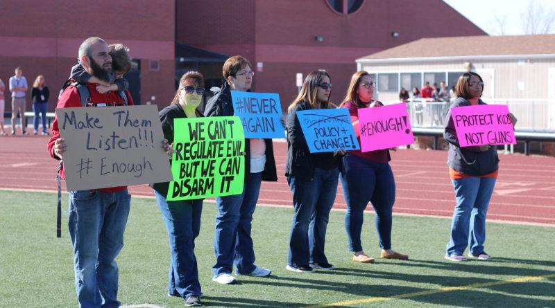 Opinion: It's time to listen — students talk about guns