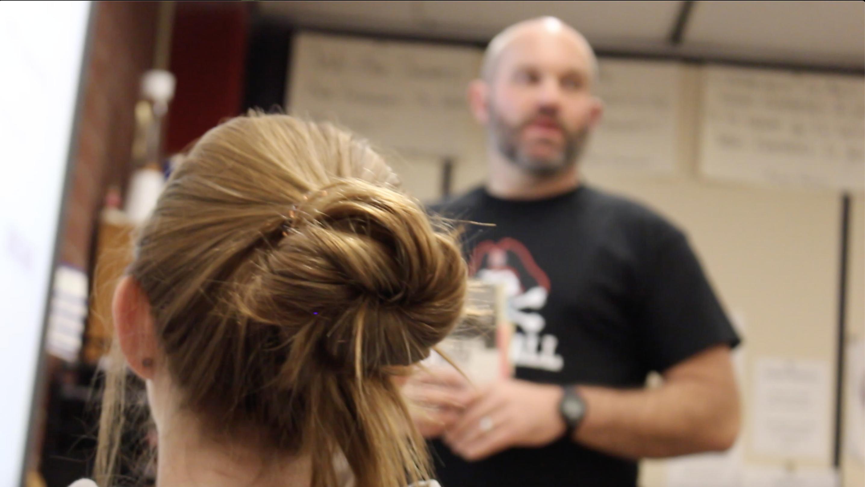 Video: The new English teacher: Mr. Oulman