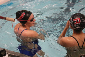 Lauren Graff backstrokes into success