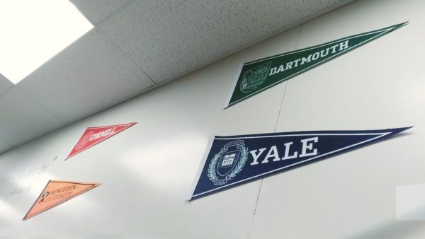Video: The difficulties of being accepted into an Ivy League school