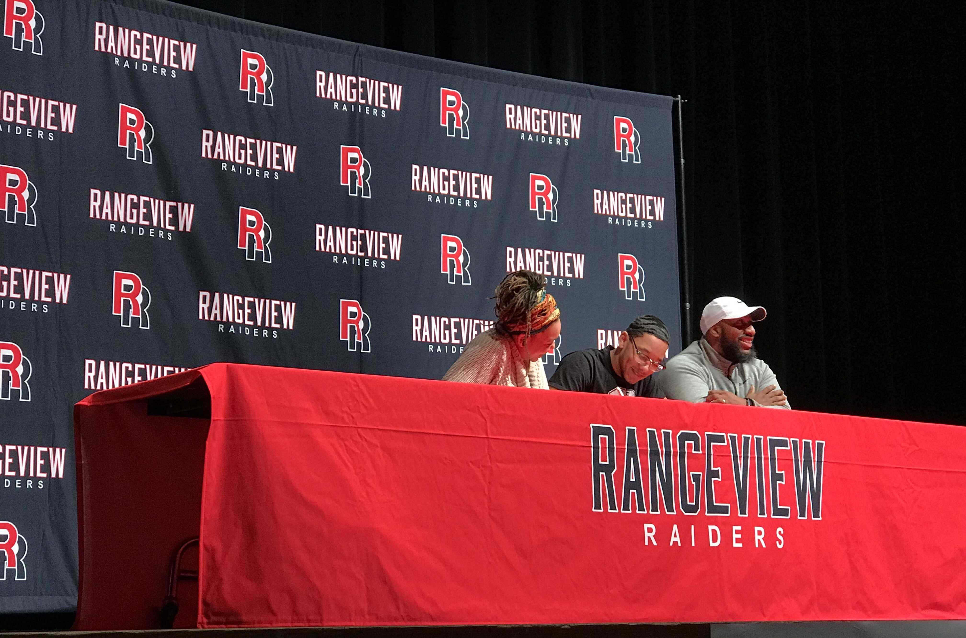 Once a Raider always a Raider — seniors commit at Signing Day