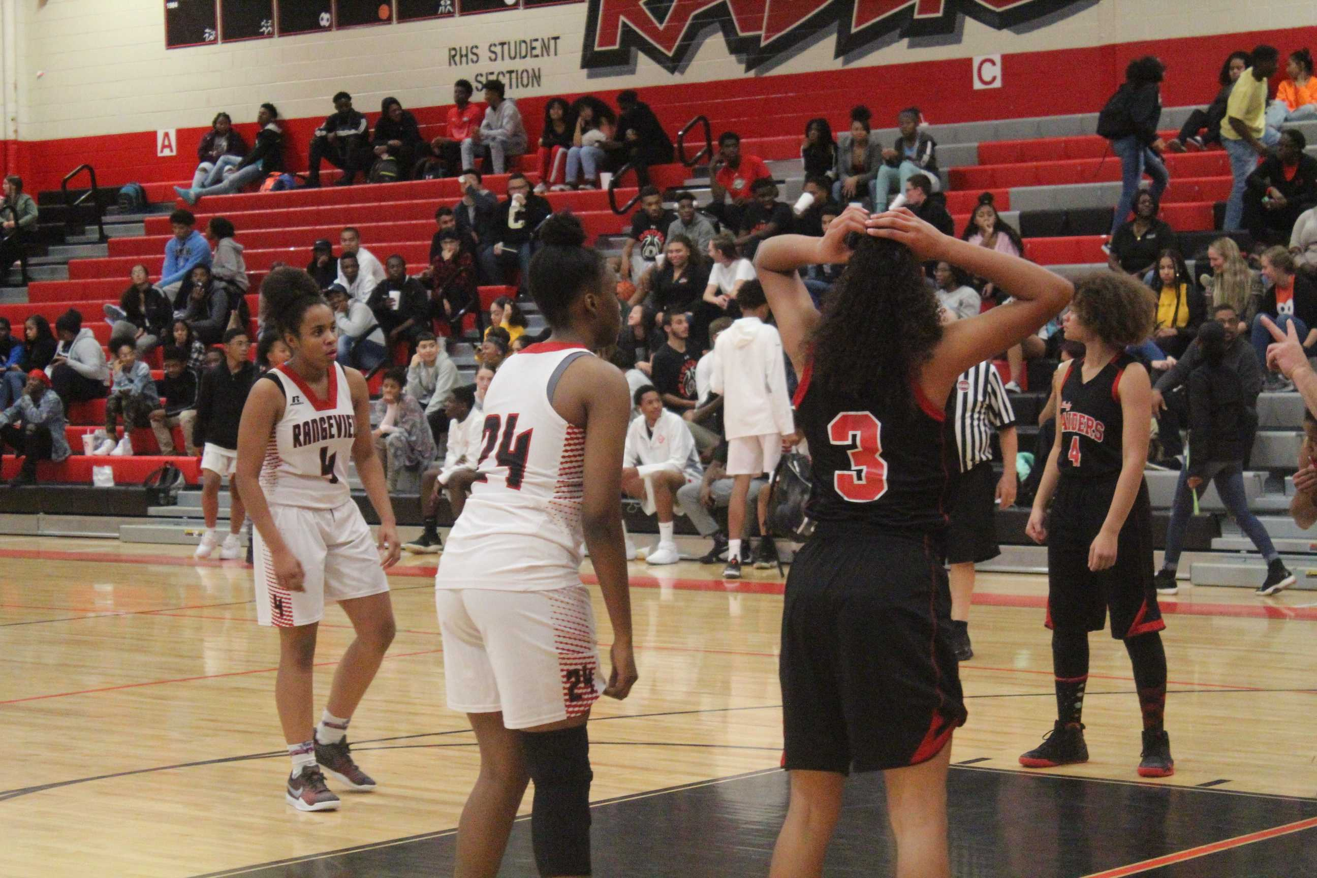 Sports/Opinion: Rangeview's under representation of female athletes
