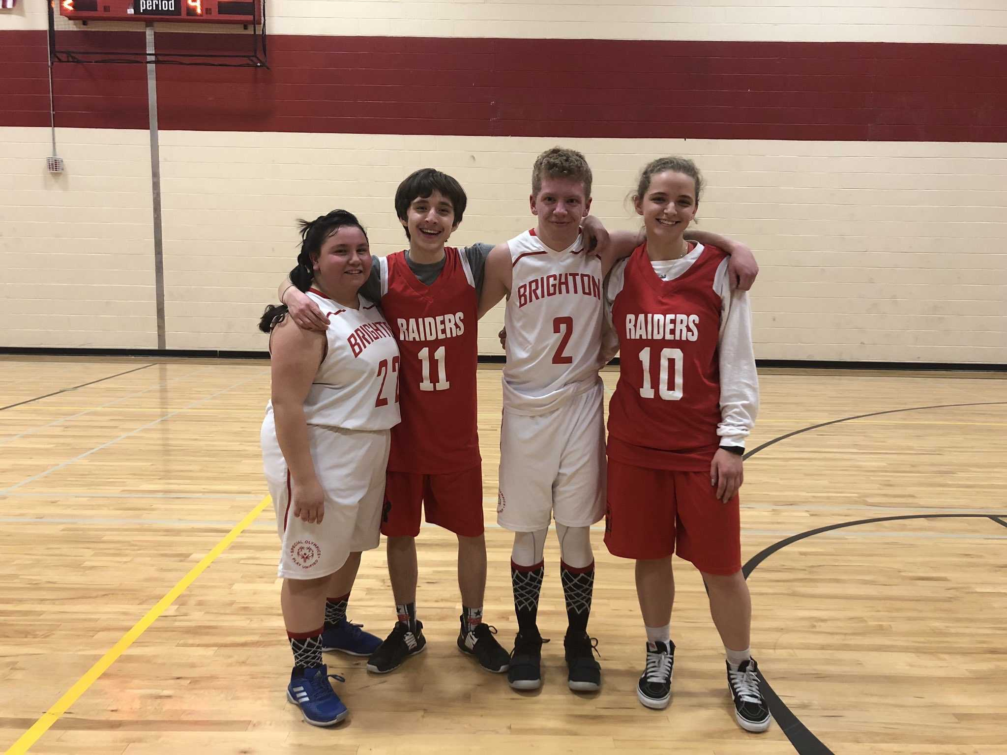 Special Olympics: Colorado's Male Athlete of the Month