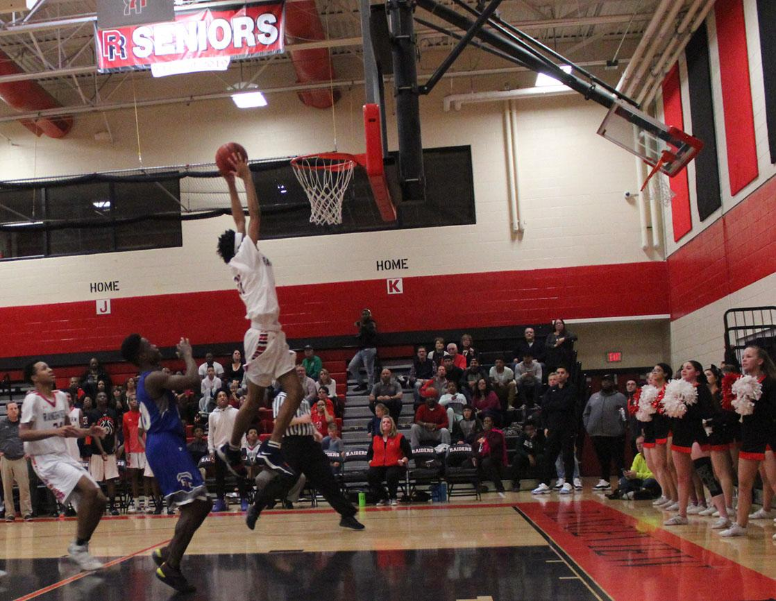Photo of the Day: Raiders fly into The Great Eight