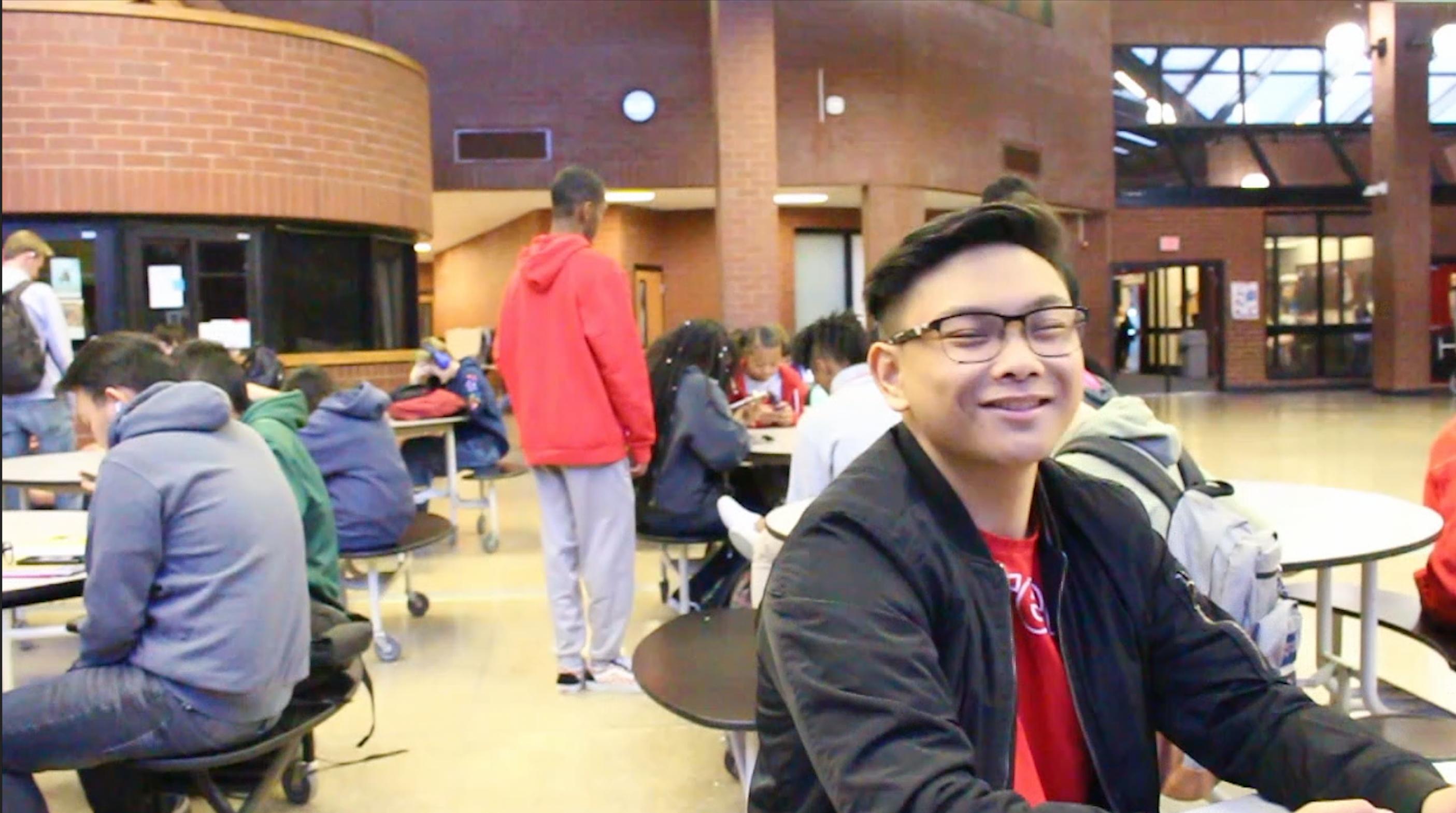 Video: Indonesian blood, Seattle born, Denver raised: Matthew Silalahi