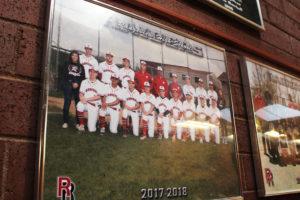 The baseball team tries to steal the season