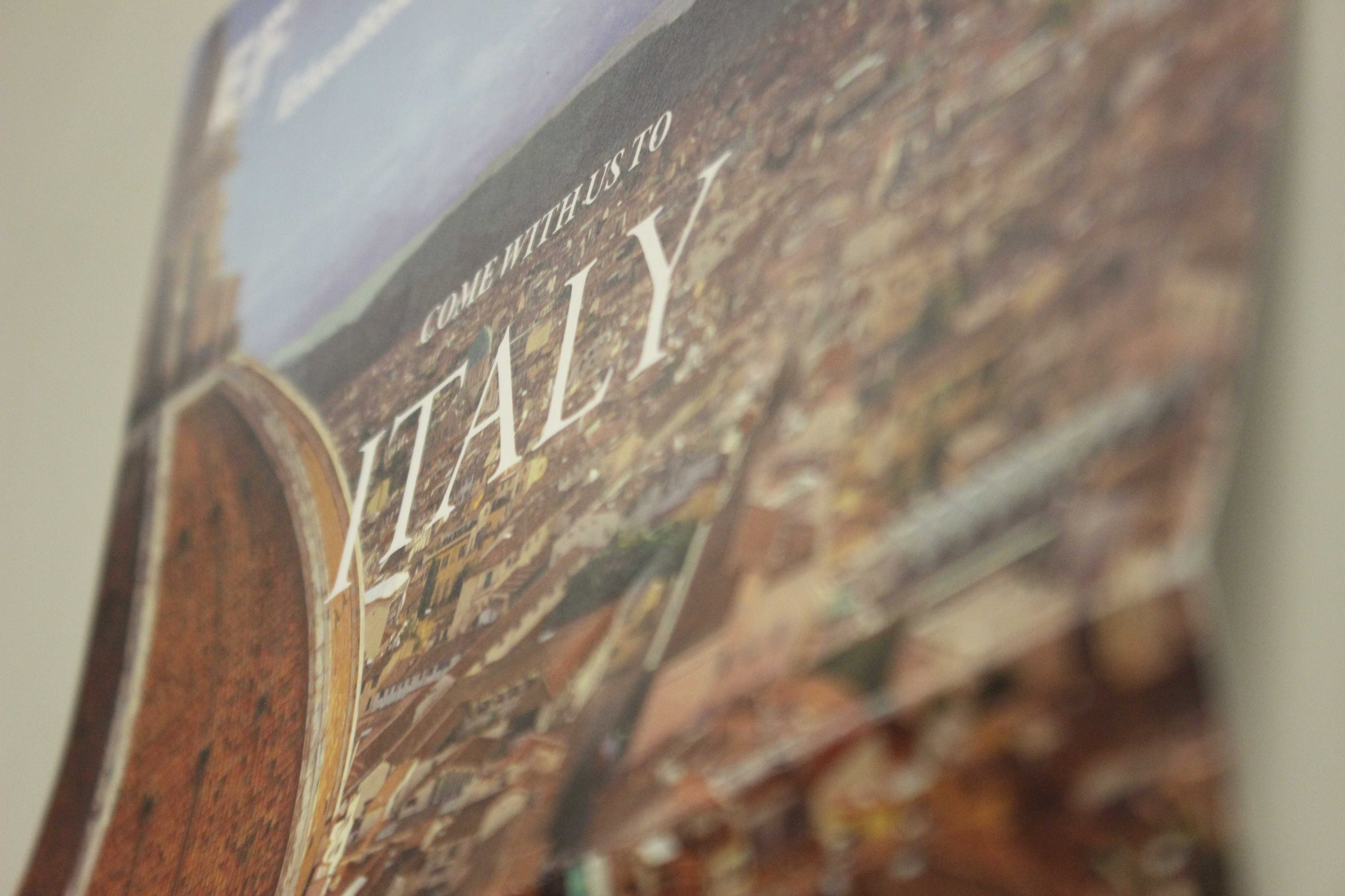 Book your trip to Italy