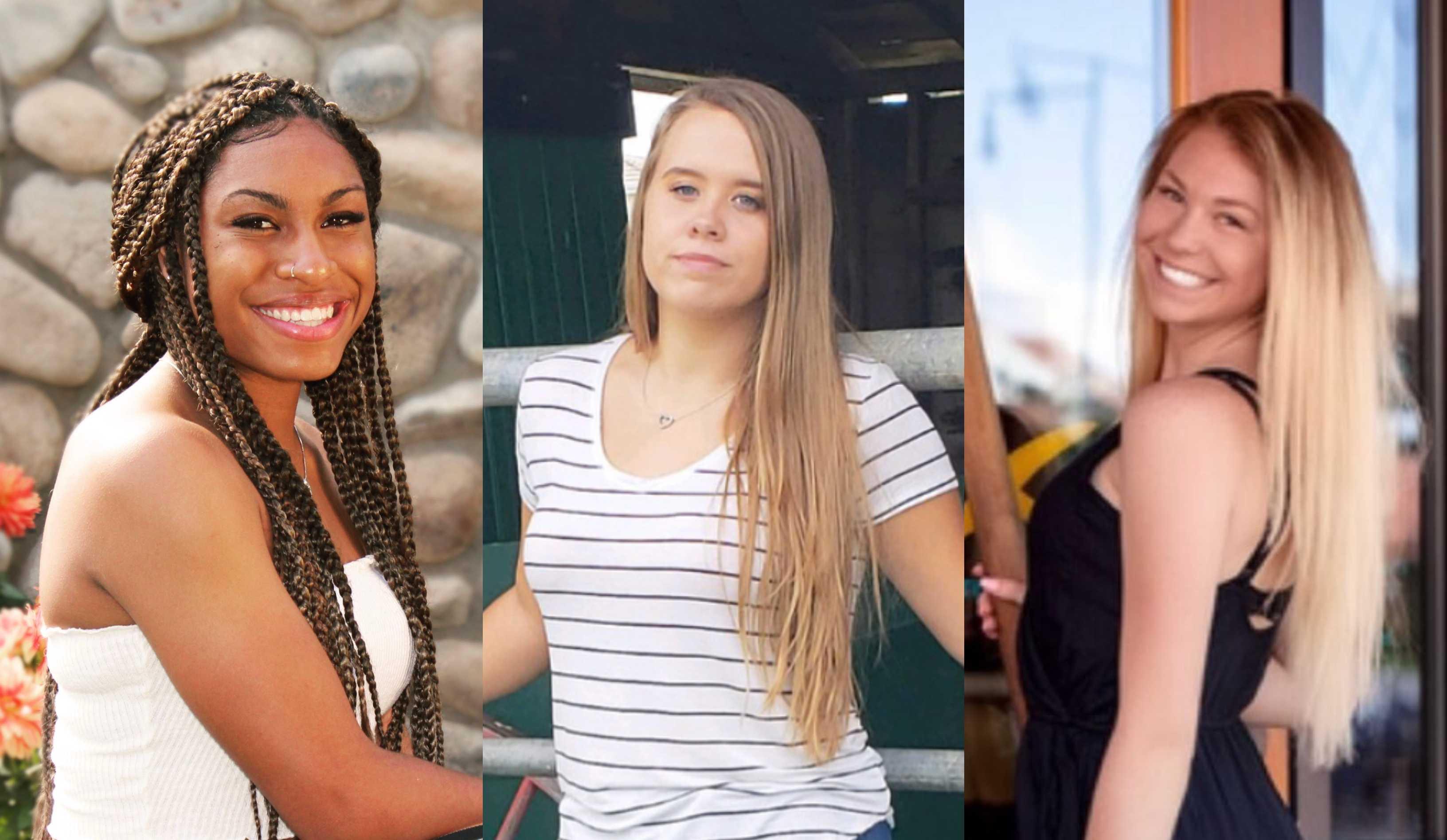 Class of 2019 Spec 6 athletes: Females
