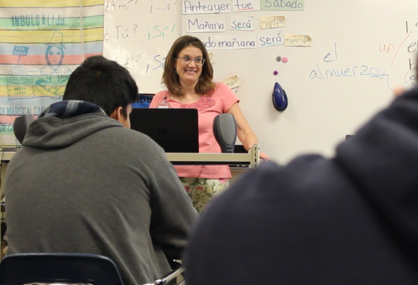 2019 Retiring Teacher: Señora Galindo