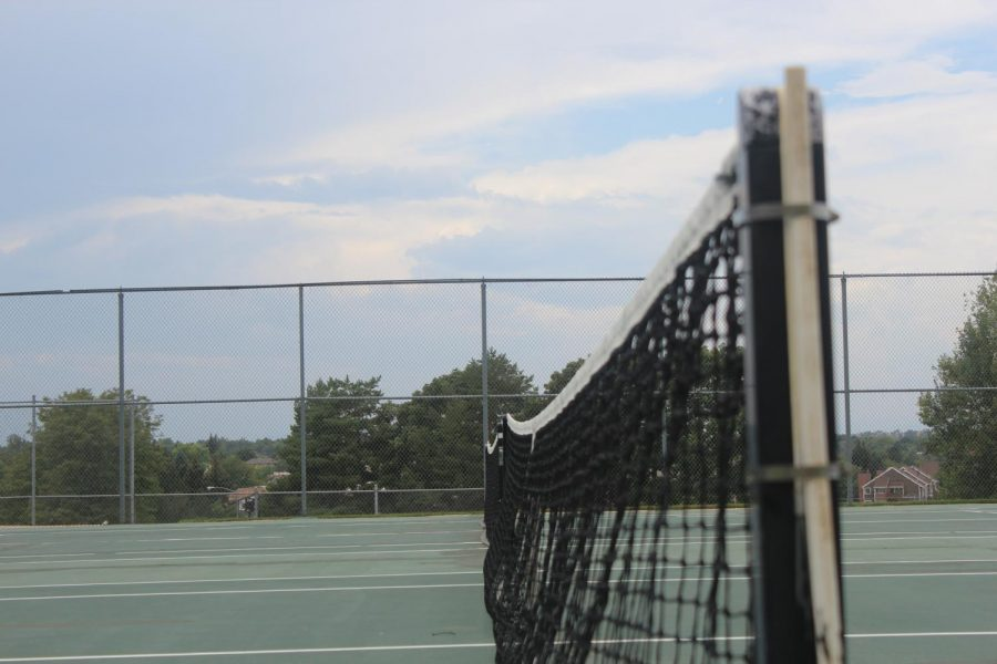 The boys tennis team has few home games on the Rangeview tennis courts.  Check Maxpreps to keep up with their season.