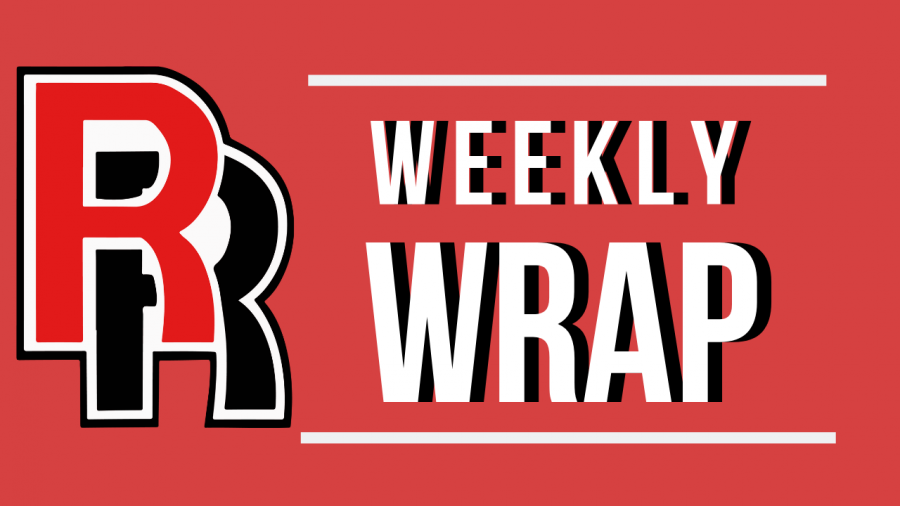 The Return of the Weekly Wrap