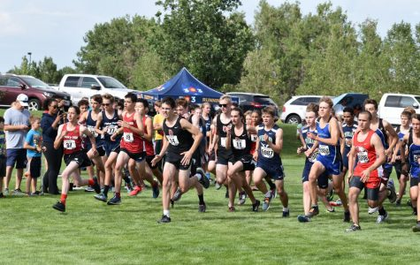Cross Country is Striding Through the Season