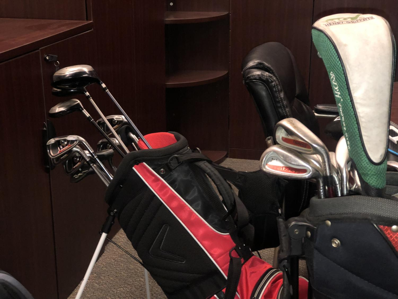 The golf team started their season on August 15, 2019.