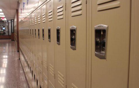 Opinion: Are lockers really necessary?