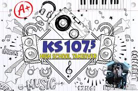 The radio station, KS 107.5 hosts contests for artists that visit Colorado in which the school with the most mobile entries gets the artist for the day. Polo G was the most recent artist that was involved in the contest.