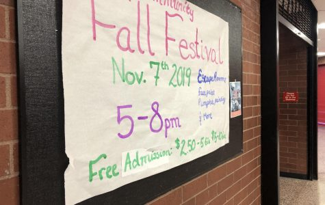 Photo of the Week: Rangeview Fall Festival