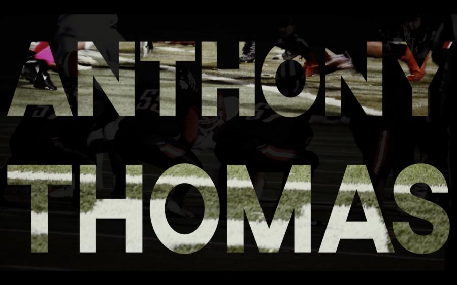 Why I Commit | Anthony Thomas