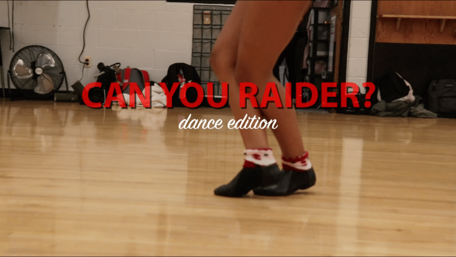 Can You Raider? | Dance Edition