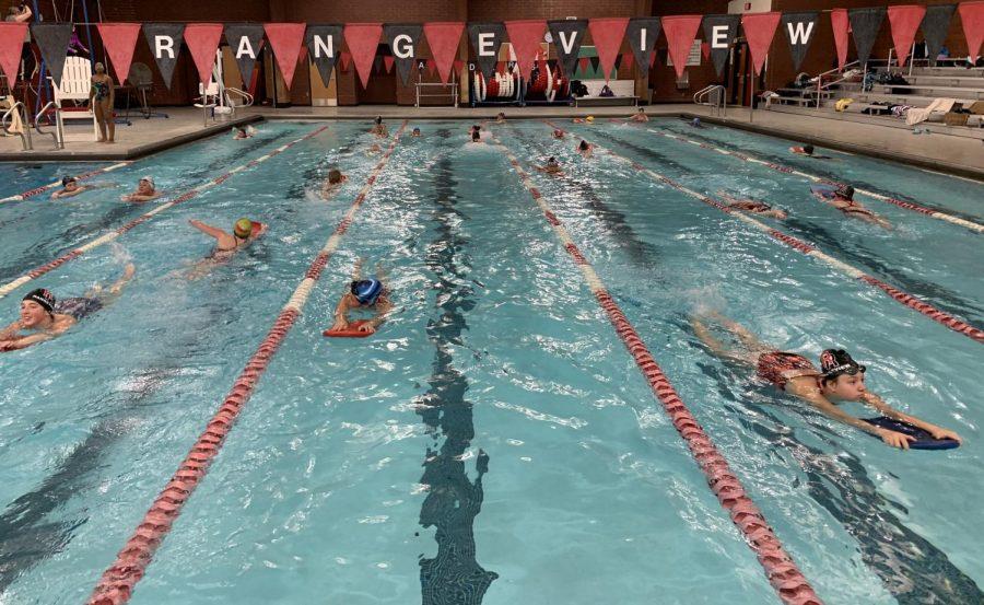 Swimming Towards Success