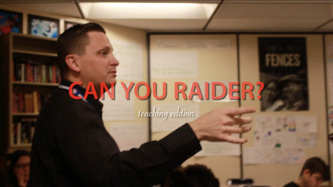 Can You Raider? | Teaching Edition