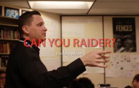 Can You Raider? | Teaching Edition