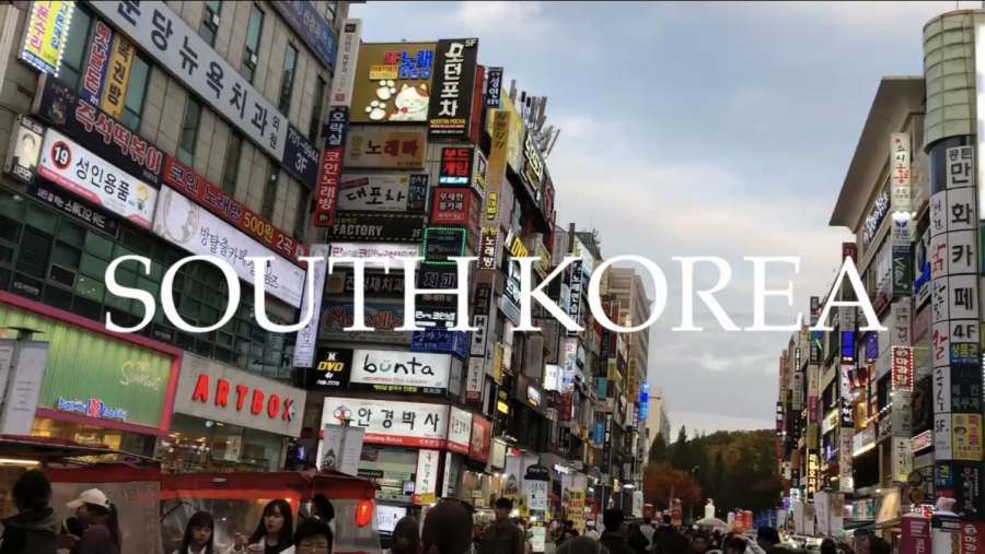 A Cinematic Experience: South Korea